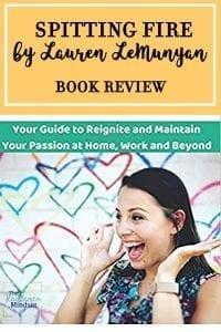 Spitting Fire Lauren LeMunyan book review amazon business coach mindset