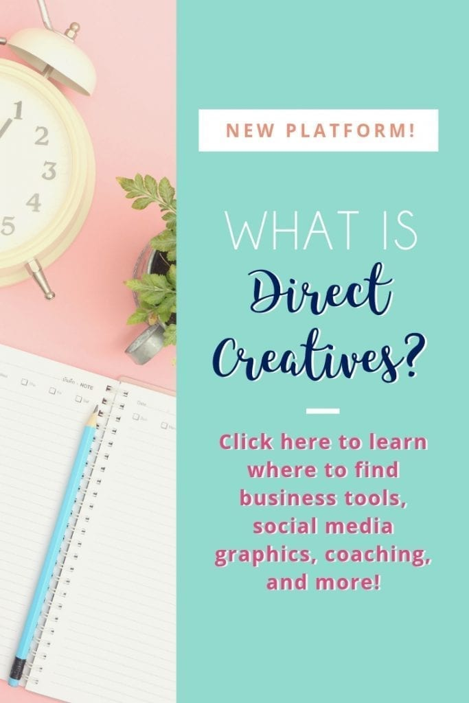 What is Direct Creatives? | The Radiance Mindset | www.theradiancemindset.com