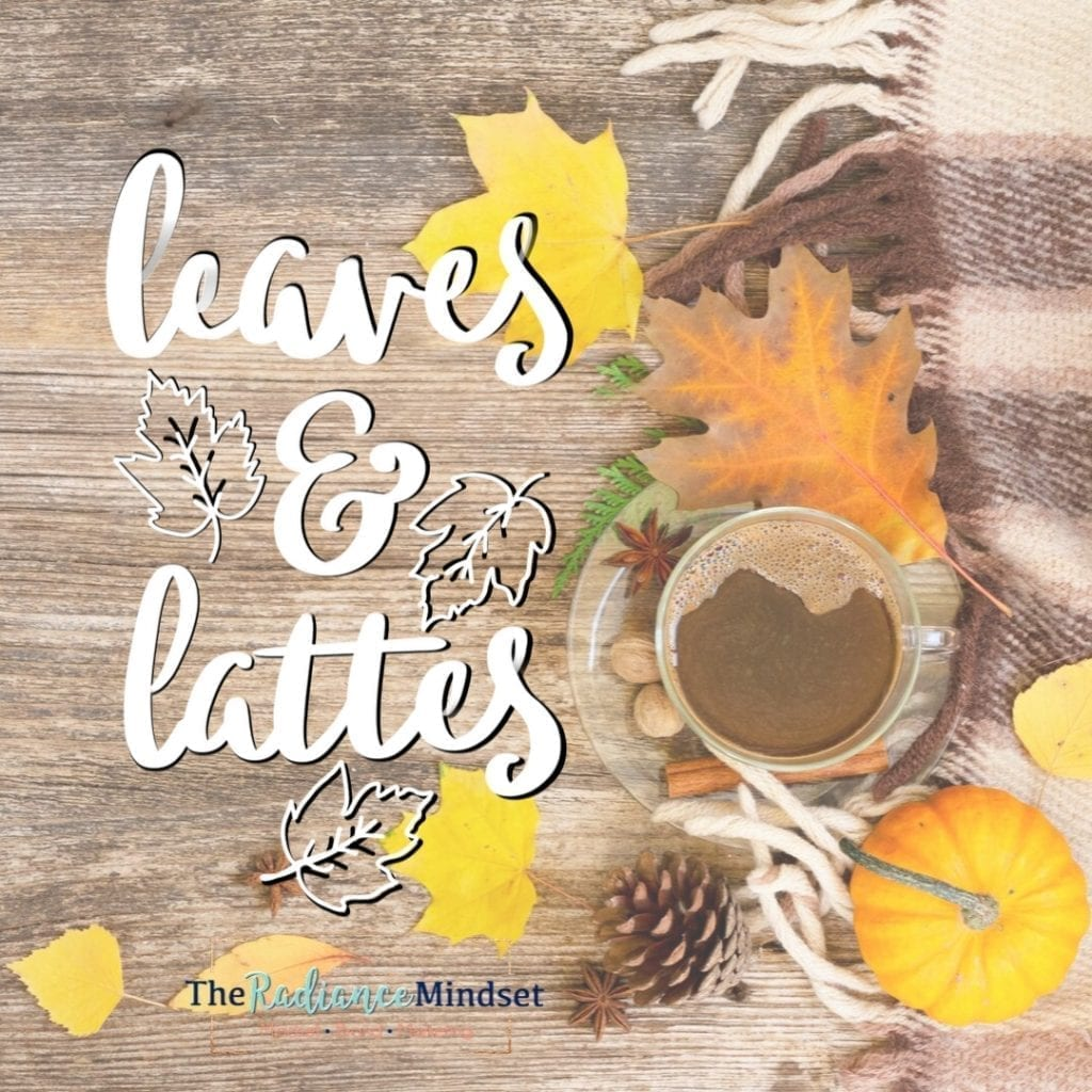 Fall Theme Social Media Ideas | The Radiance Mindset | www.theradiancemindset.com