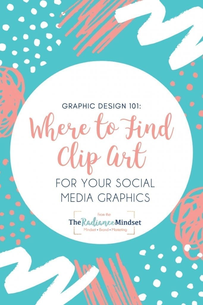 Where to Find Clip Art | The Radiance Mindset | www.theradiancemindset.com