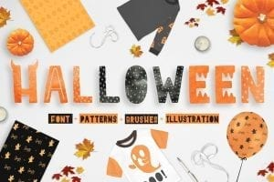 Halloween Fonts | https://crmrkt.com/7KOgzw