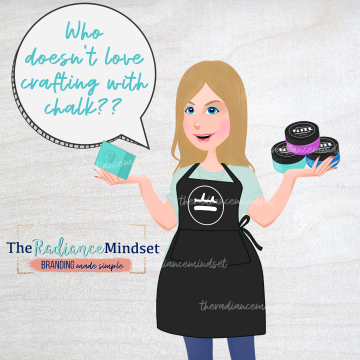 Chalk Craft Clipart Graphics | The Radiance Mindset | www.theradiancemindset.com
