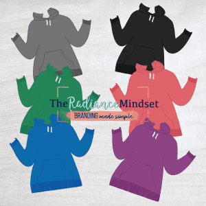 Hoodie Clipart Curvy   The Radiance Mindset   www.theradiancemindset
