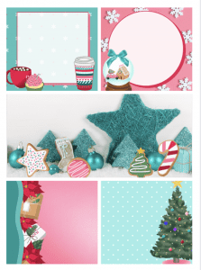 Holiday Canva Templates